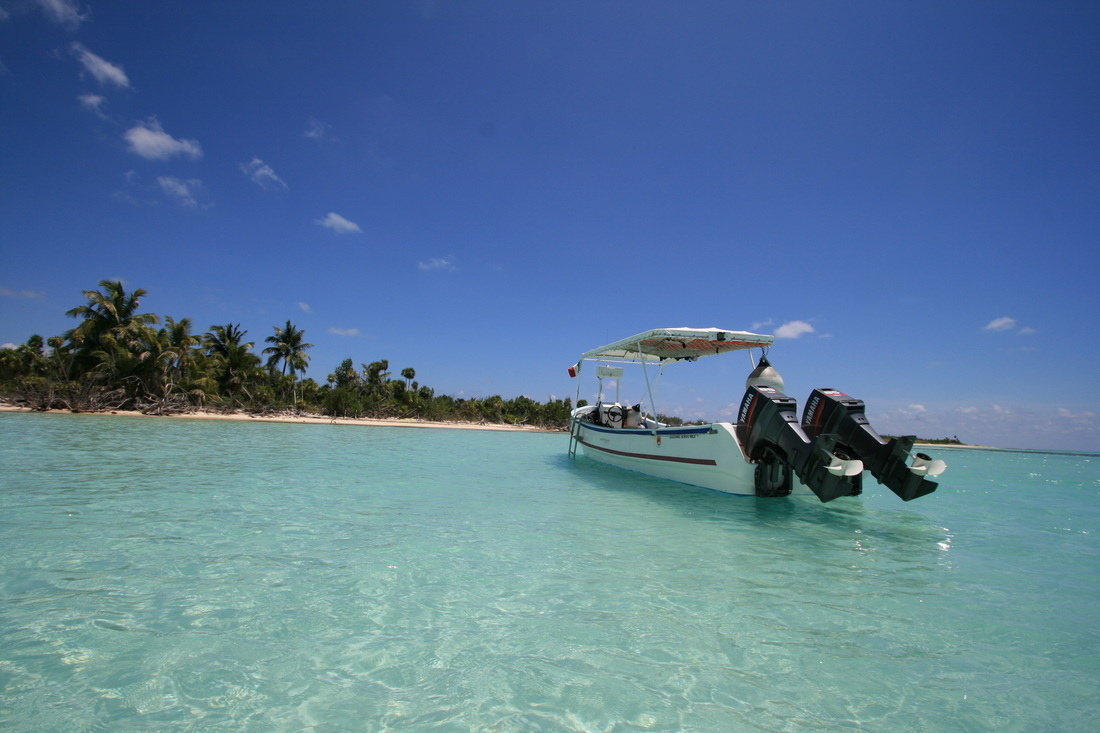st thomas scuba boat