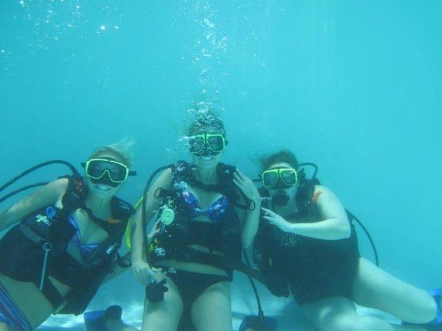 st thomas scuba diving certification